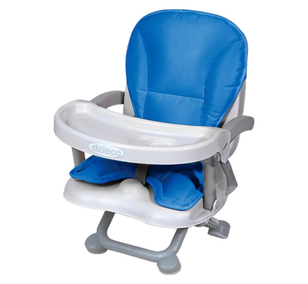 Assento elevatório Zyce II CINZA/AZUL Dzieco