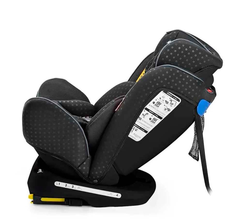 Cadeira Para Auto Easy 360 Fix 0-36 Kgs Preta - Fisher Price