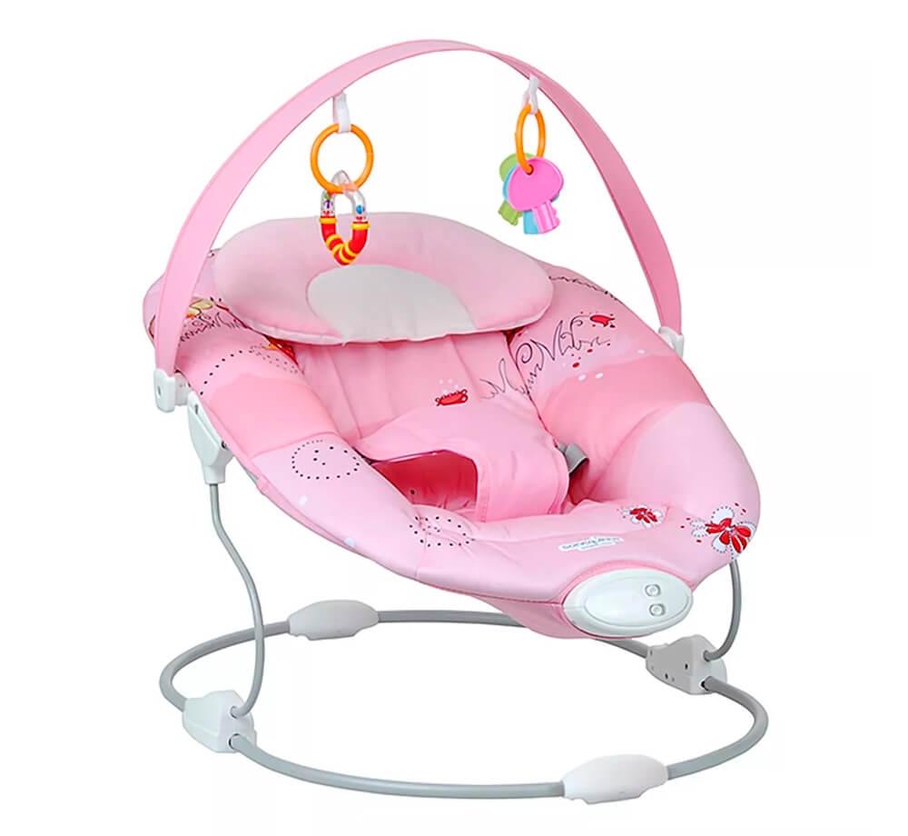 Cadeira de descanso Sonequinha Burigotto - Rosa