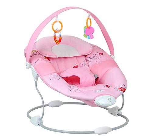 Cadeira de descanso Sonequinha Rosa Burigotto